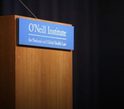O'Neill Institute for National and Global Health Law Scholarship